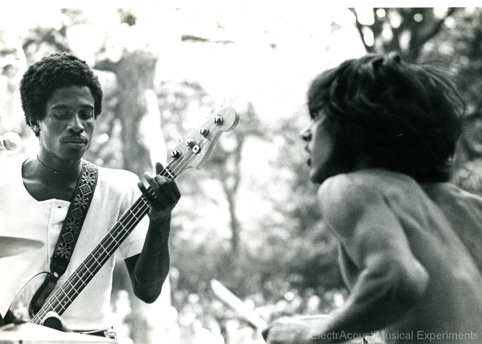 Dartanyan and David Bernstein - 1970